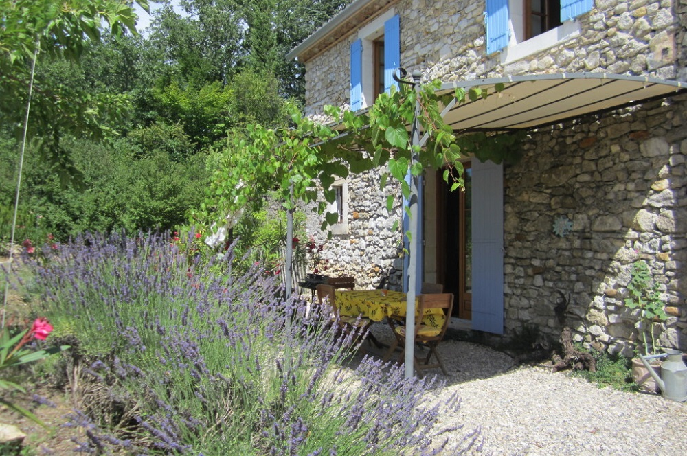 Holiday Home Petit Maison Broche Cornillon Ceze France