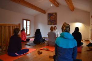 Yoga Retreat - France - Maison Broche et Clos Neuf