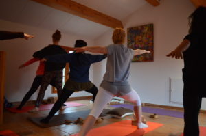 France - Yoga Retreat